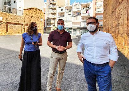 El Ayuntamiento de Lorca ya está trabajando en la instalación de un espacio para autocaravanas en el municipio