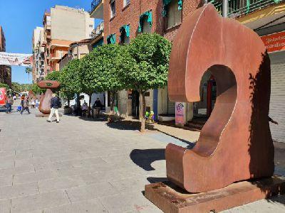 Lorca acogerá del 12 de enero al 4 de abril la exposición 'Esculturas Monumentales' del artista asturiano Juan Méjica