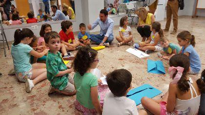 Las Concejalías de Igualdad y Cultura de Lorca ofertan más Escuelas Infantiles de Verano, incluyendo unas para la conciliación de la vida laboral y familiar en julio