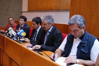 Cuatro expertos italianos asesoran en la rehabilitación del patrimonio de la ciudad