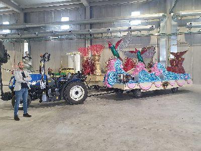 El Gran Desfile de Carnaval 2020 contará con la participación de 1.500 personas