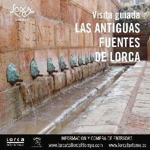 Conocer la historia de Lorca a través de la memoria de sus fuentes más importantes, nueva oferta del Taller del Tiempo