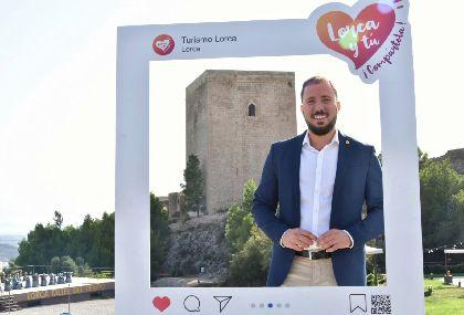 Lorca celebra el Día Mundial del Turismo estrenando un nuevo reclamo turístico para compartir el municipio y acercarlo al mundo