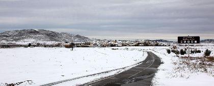 Resumen de incidencias por temporal de frío y nieve en Lorca (actualizado a las 12:45)