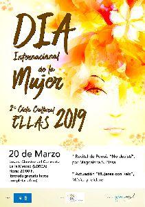El Claustro de la Merced acogerá mañana el II Ciclo ''Ellas'' organizado por la CARM en colaboración con el Ayuntamiento para visibilizar el papel de la mujer en la cultura
