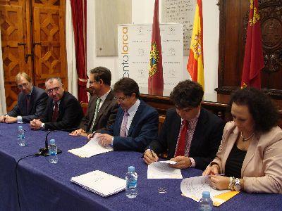 Fomento invertir� 2,79 M� en rehabilitaci�n y construcci�n de viviendas en Lorca