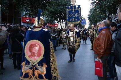 La Semana Santa de Lorca se luce en Madrid