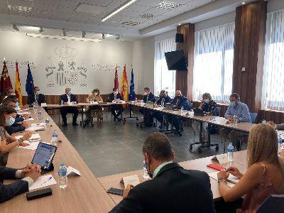 El alcalde de Lorca muestra su preocupación y disconformidad respecto a la suspensión del Servicio de Cercanías