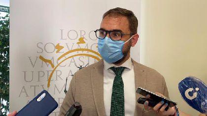 El alcalde de Lorca valora positivamente la decisión de no confinamiento del municipio