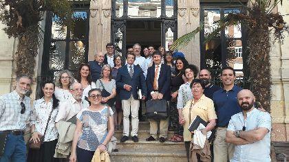 40 profesores participan en el XIV Simposio de la Asociación Española de Estudios Hebreos y Judíos que se celebra hasta el próximo viernes en Lorca