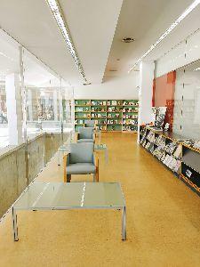 La Biblioteca Municipal ''Pilar Barnés'' reabre la segunda planta y su hemeroteca el próximo lunes