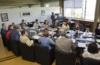 Administraciones Públicas y el Consejo de Europa debaten una estrategia común para la recuperación y rehabilitación integral de Lorca