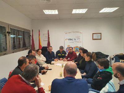 El Ayuntamiento de Lorca decide suspender las clases en las pedanías altas del municipio como medida preventiva ante la previsión de viento y nieve