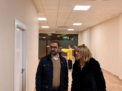 La Universidad Popular de Lorca amplía sus locales con un nuevo espacio para la mejora de sus servicios a los ciudadanos