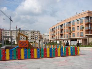 En los próximos días Lorca contará con cuatro nuevos parques