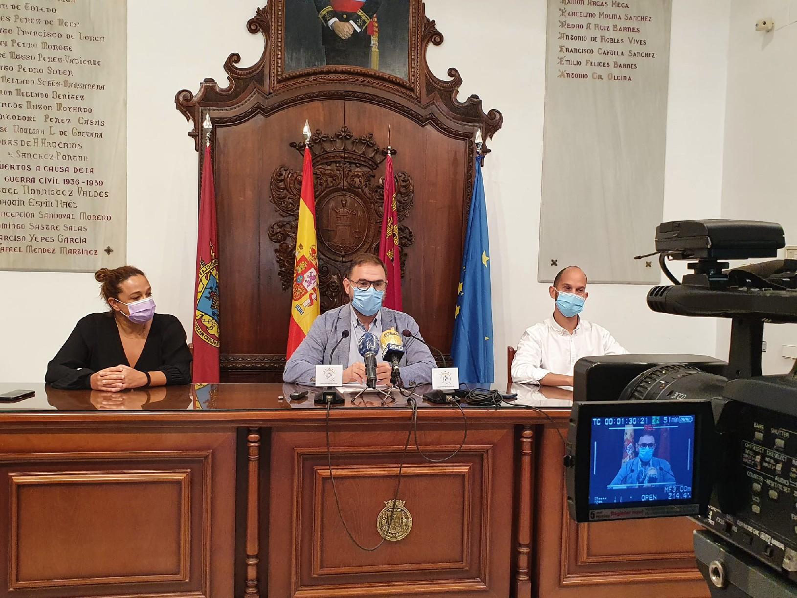 El Ayuntamiento habilita el teléfono de información gratuito 900 701 053 sobre las medidas de la fase 1 flexibilizada