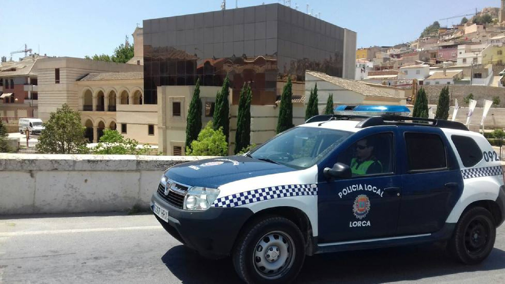 La Policía Local de Lorca interpone 342 denuncias por incumplir el uso obligatorio de la mascarilla