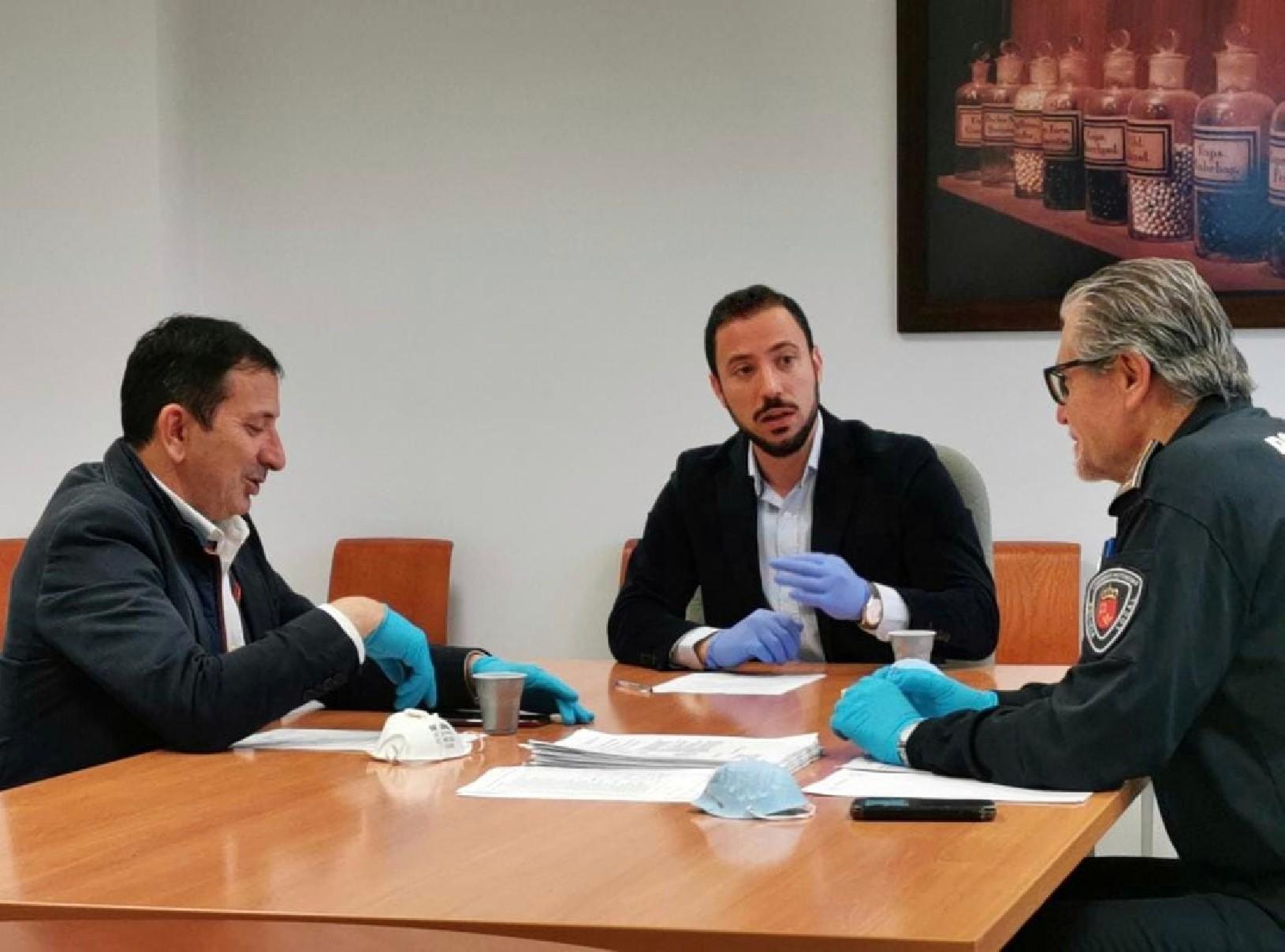 Los comerciantes lorquinos mantienen una actuación ejemplar en relación al coronavirus