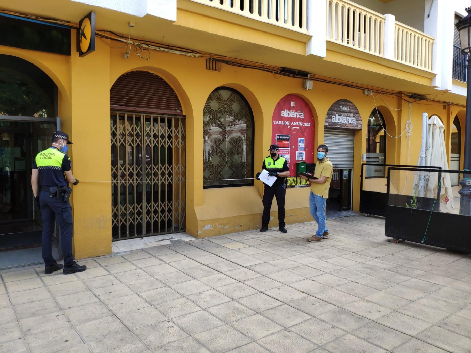 El Ayuntamiento trabaja para facilitar a los hosteleros la reanudación de su actividad a partir de este próximo lunes