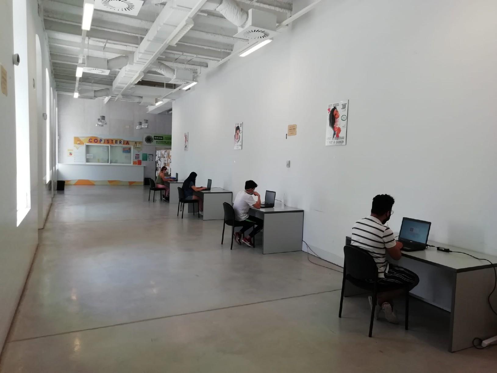 El Ayuntamiento facilita puntos de conexión a internet a todos los estudiantes del municipio que así lo necesiten